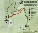 Rock House Map