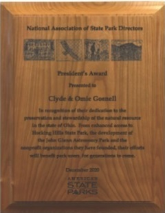 Clyde And Omie Honored Copy